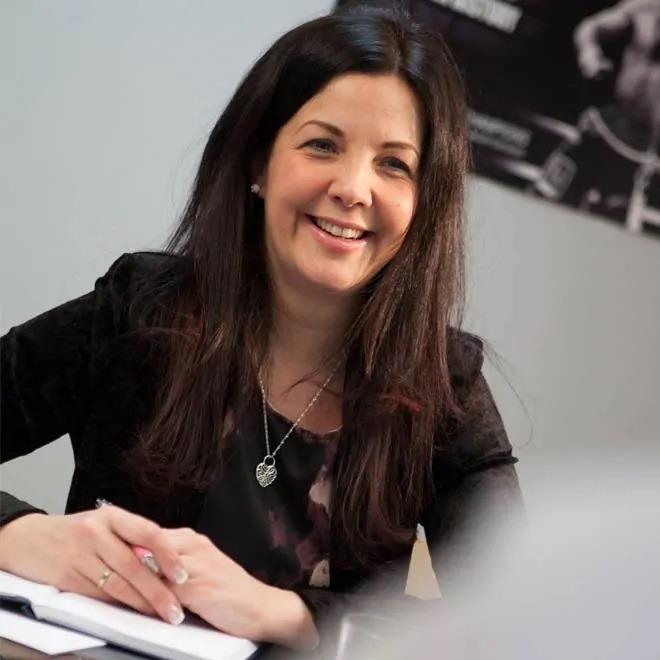 Our Client Angela Golden